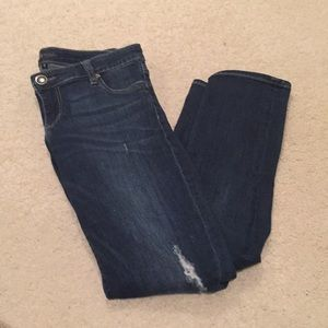Kut from the Kluth Dark Straight Leg Jeans 6